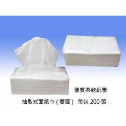 T98 抽取式面紙巾 每箱60包