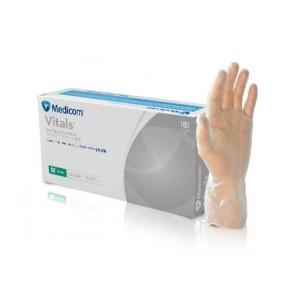 透明 醫用手套 (細碼)
